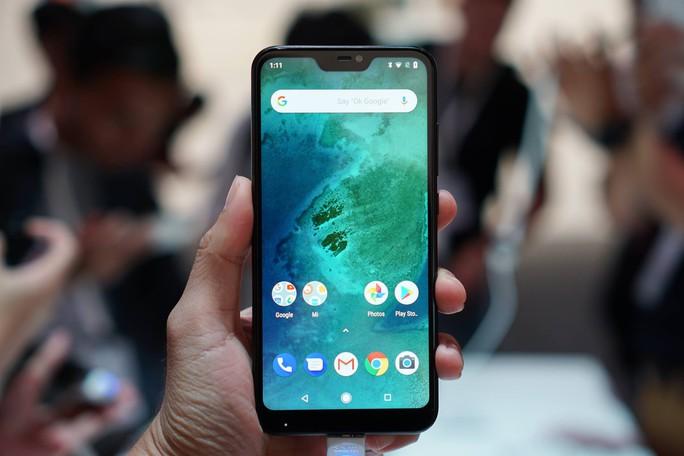 Smartphone Mi A2, Mi A2 Lite giá rẻ sắp có mặt tại Việt Nam - Ảnh 2.