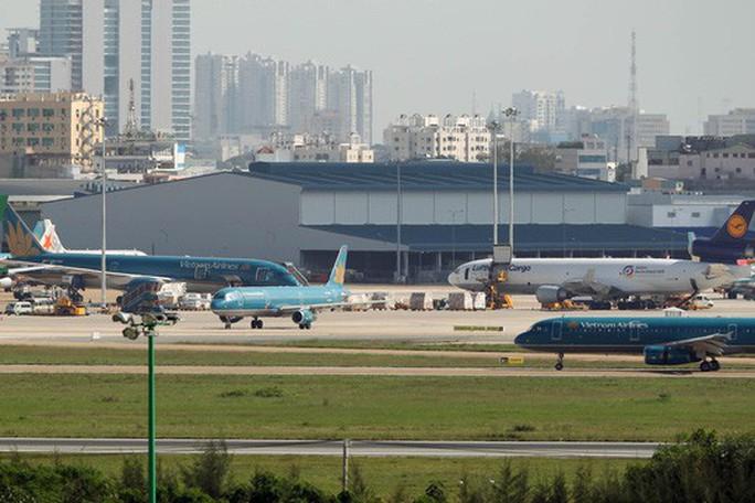 Chính phủ: Đẩy nhanh tiến độ dự án sân bay Tân Sơn Nhất và Long Thành - Ảnh 1.