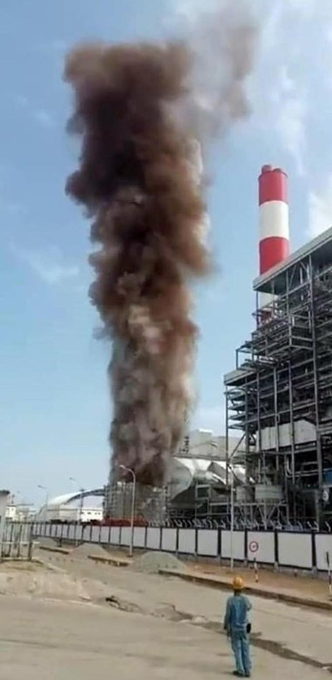 Yêu cầu dừng chạy thử Nhà máy Nhiệt điện Vĩnh Tân 1 - Ảnh 1.