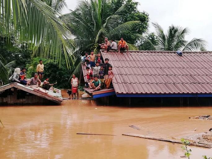 Vỡ đập thủy điện ở Lào: Mưa lớn không phải nguyên nhân duy nhất? - Ảnh 1.