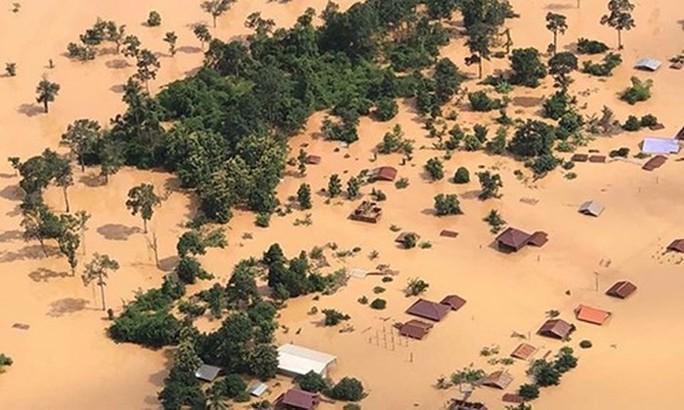 Vỡ đập ở Lào ảnh hưởng thế nào tới đồng bằng sông Cửu Long? - Ảnh 1.