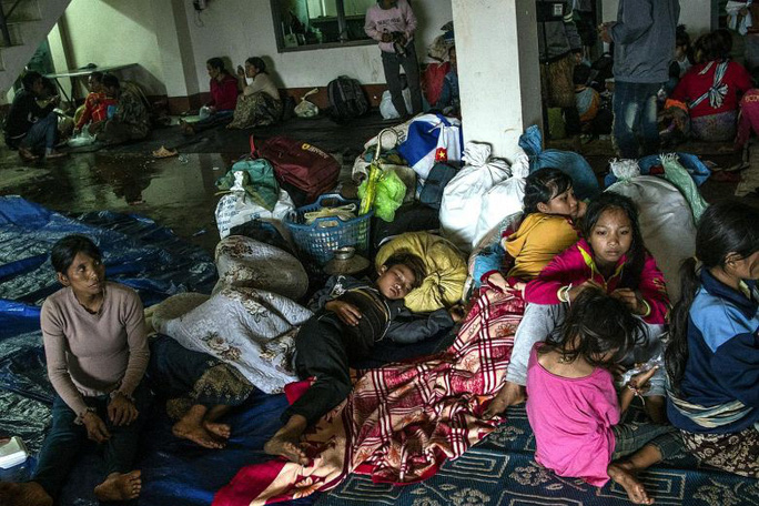 Vỡ đập thủy điện tại Lào: Linh tính trong đêm cứu hàng trăm người - Ảnh 2.