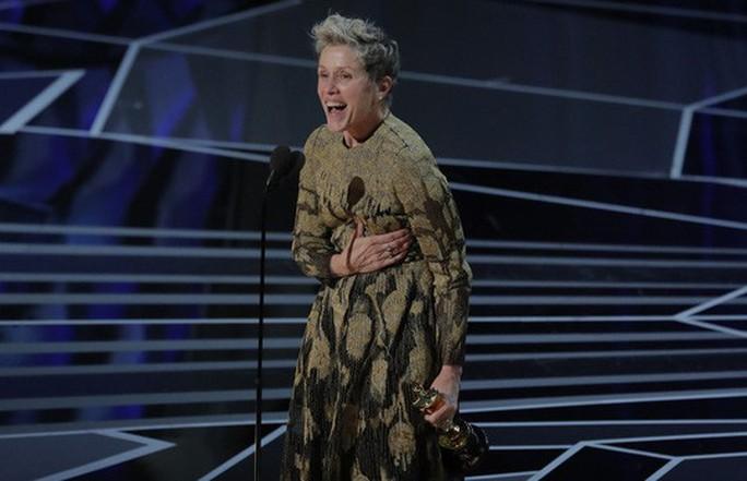 Kẻ trộm tượng Oscar của Frances McDormand ra tòa - Ảnh 2.