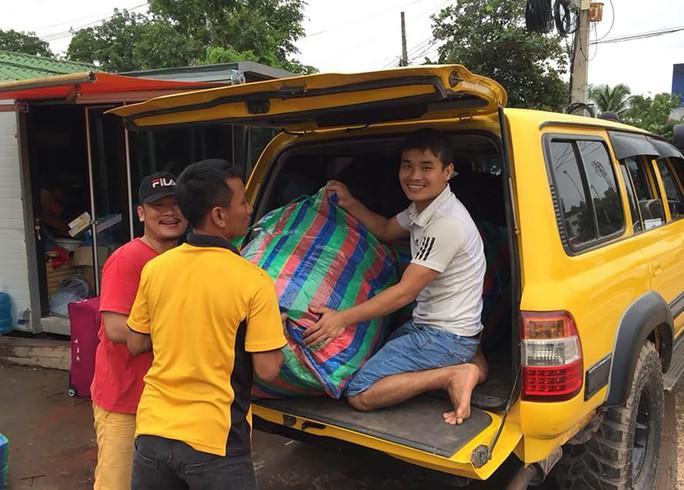 Người Việt ở Lào đang tìm về Attapeu chia sẻ khó khăn - Ảnh 4.