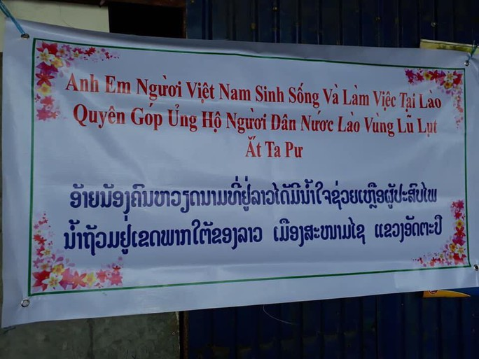 Người Việt ở Lào đang tìm về Attapeu chia sẻ khó khăn - Ảnh 7.