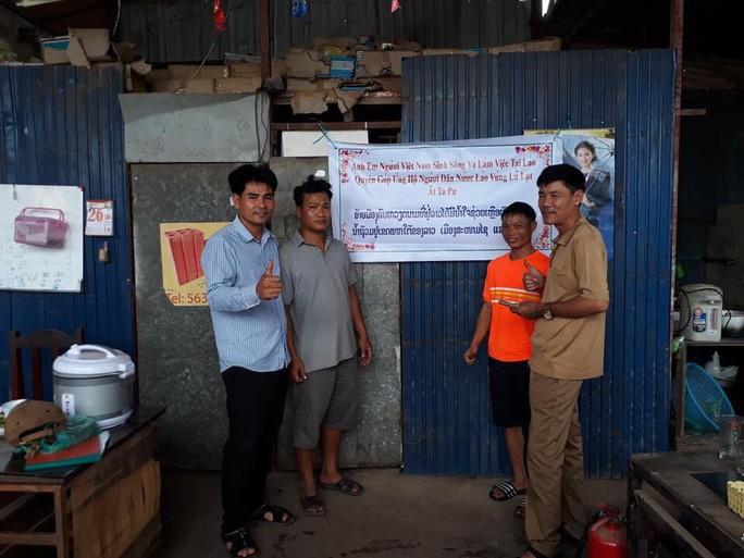 Người Việt ở Lào đang tìm về Attapeu chia sẻ khó khăn - Ảnh 5.
