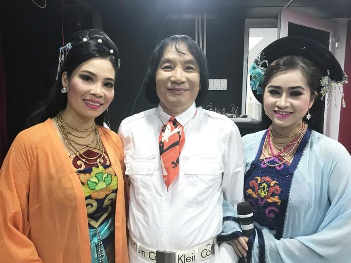 NSƯT Minh Vương, Thanh Tuấn, Giang Châu vui mừng trước kết quả xét lại - Ảnh 3.