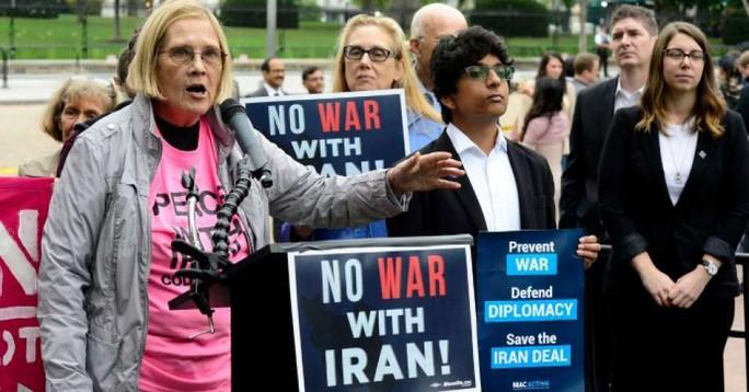 Mỹ - Iran chuẩn bị chiến tranh? - Ảnh 1.
