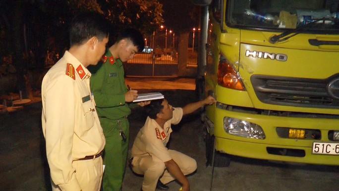 Tài xế xe tải gây tai nạn ở Quảng Bình chạy vào Đà Nẵng lẩn trốn - Ảnh 1.