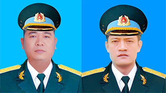 Truy thăng quân hàm cho 2 phi công Su-22 hy sinh ở Nghệ An - Ảnh 1.