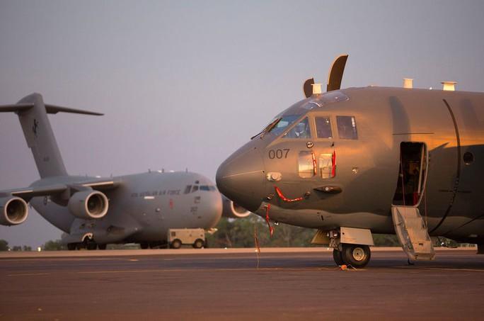 """Úc tổ chức cuộc tập trận không quân """"khủng"""" - Ảnh 2."""