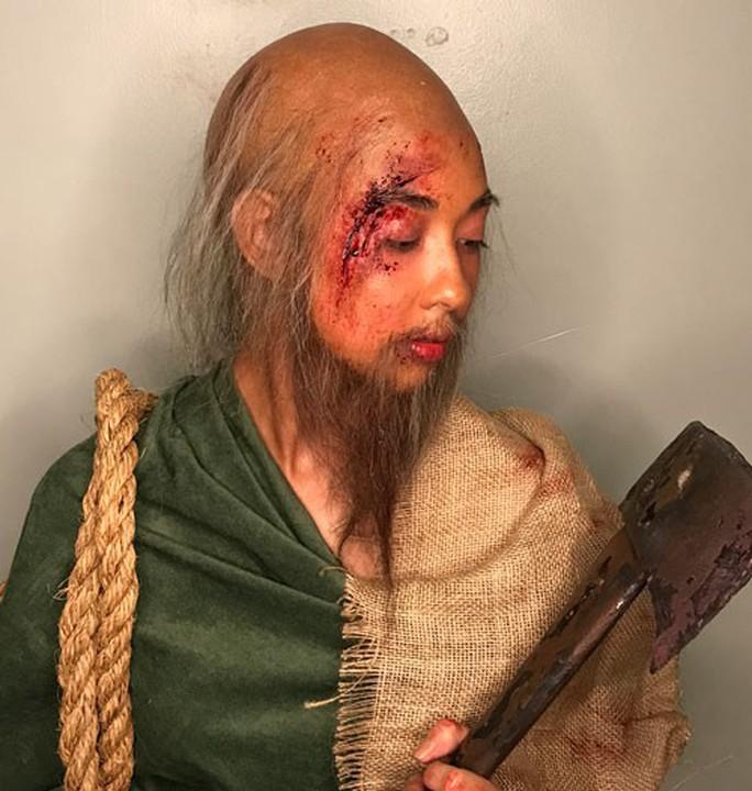 Nghệ sĩ hóa trang Thanh Ngọc: Hạt giống đam mê - Ảnh 2.