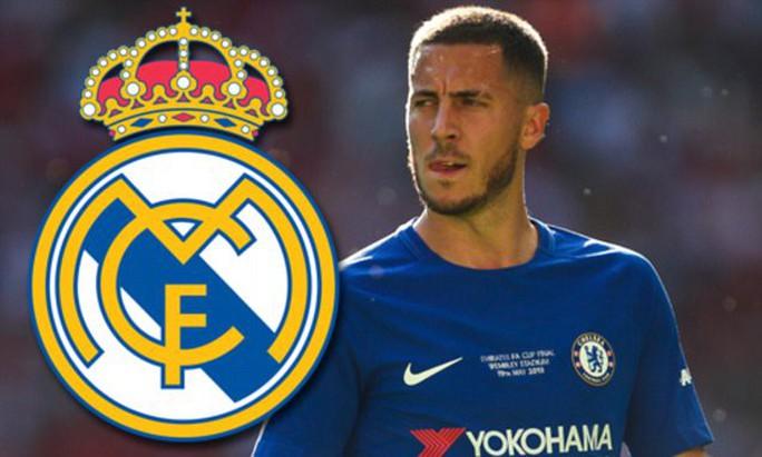 Chelsea muốn phá kỷ lục chuyển nhượng với Hazard - Ảnh 1.