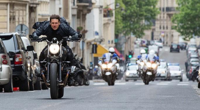 Tom Cruise dốc sức trong Nhiệm vụ bất khả thi 6 - Ảnh 1.