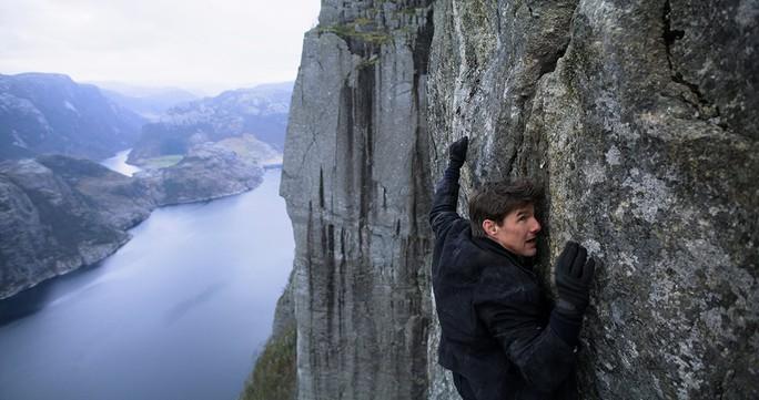 Tom Cruise dốc sức trong Nhiệm vụ bất khả thi 6 - Ảnh 5.