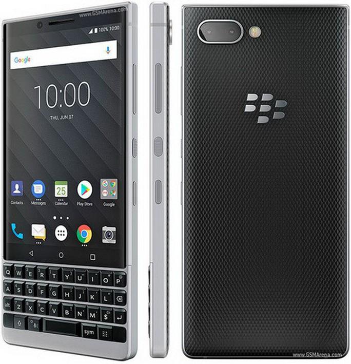 Smartphone bảo mật BlackBerry KEY2 với nhiều cải tiến đã lên kệ tại VN - Ảnh 2.