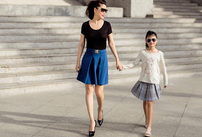 Sao Việt với những cô con gái rượu - Ảnh 1.