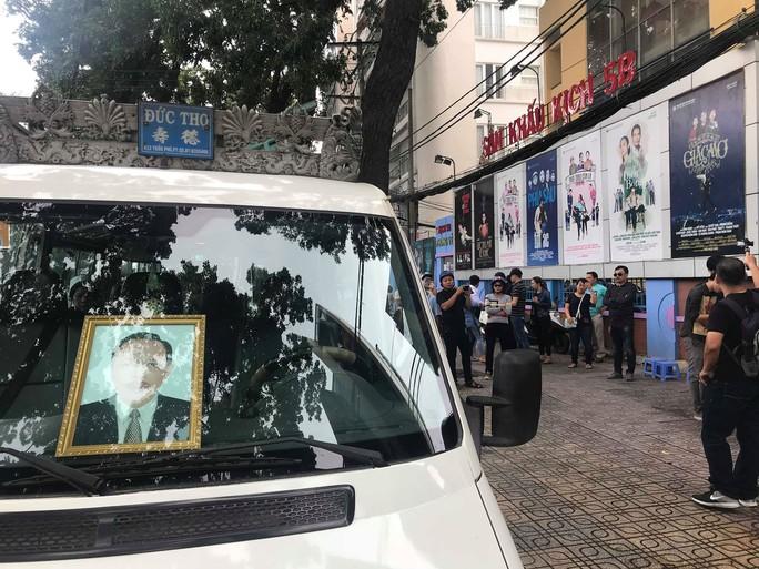 Nghệ sĩ nghẹn ngào tiễn biệt NSƯT Thanh Hoàng - Ảnh 7.