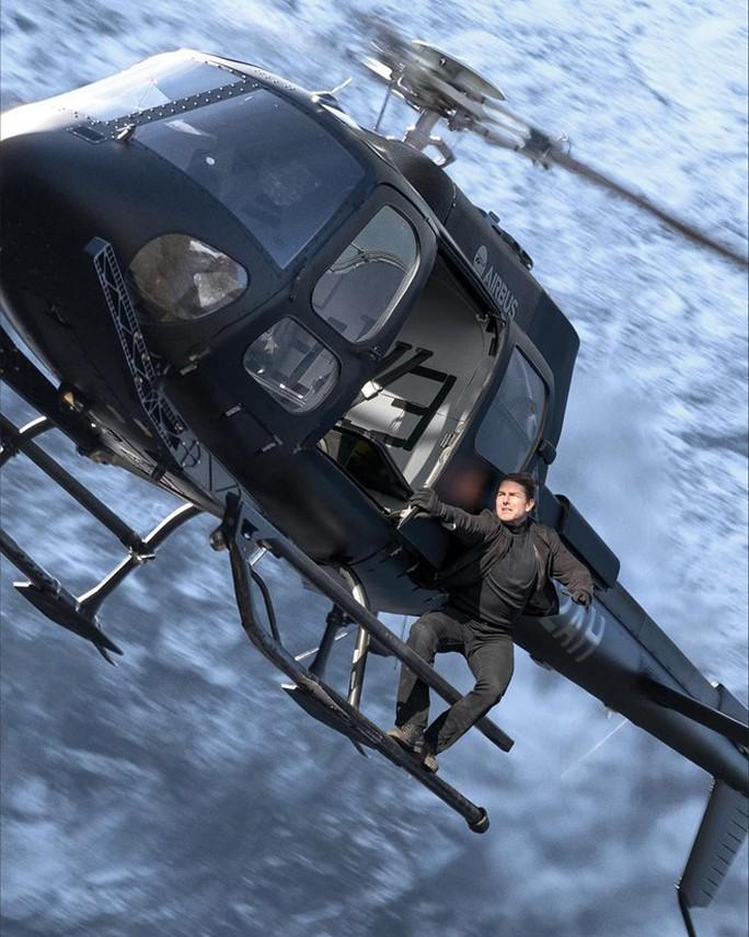 Tom Cruise dốc sức trong Nhiệm vụ bất khả thi 6 - Ảnh 3.