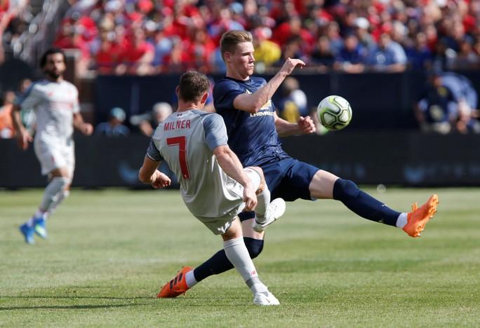 Hàng thủ tệ hại, Man United đại bại trước Liverpool - Ảnh 6.