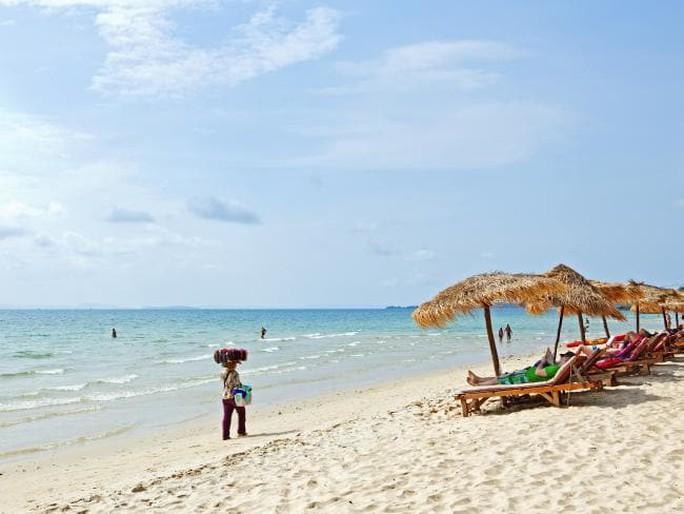 Giang hồ Trung Quốc làm điên đảo bãi biển bình yên của Campuchia   - Ảnh 3.