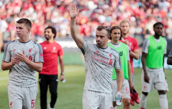 Hàng thủ tệ hại, Man United đại bại trước Liverpool - Ảnh 4.
