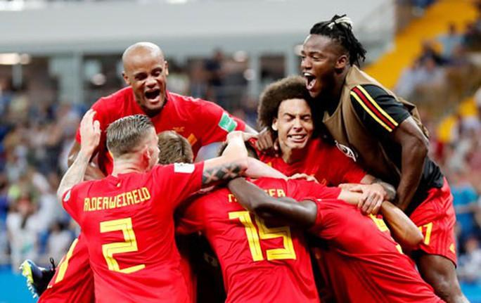 Bỉ đủ sức mạnh thách thức Brazil - Ảnh 1.