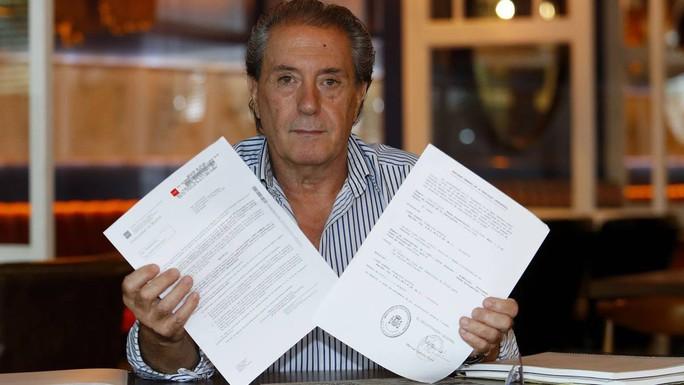 FIFA bị yêu cầu đền bù 17,5 triệu USD vì sử dụng VAR - Ảnh 1.