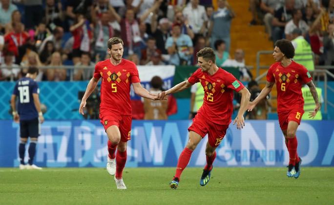 Ngược dòng thắng Nhật Bản 3-2, Bỉ vào tứ kết gặp Brazil - Ảnh 6.
