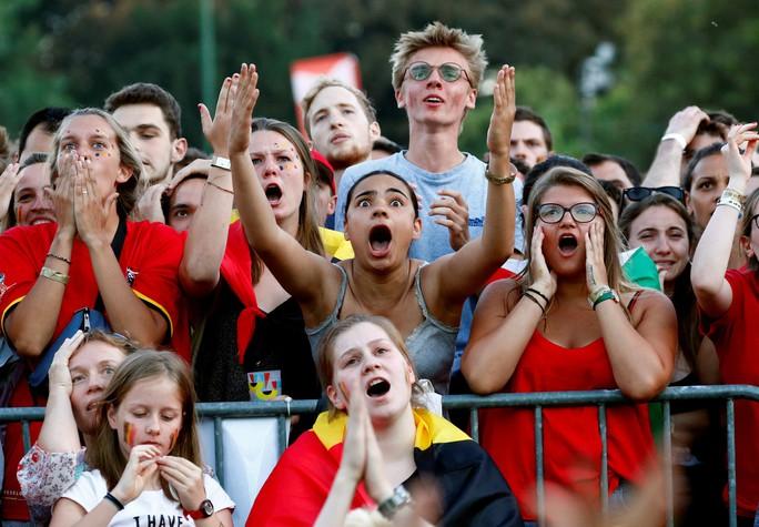 Ngược dòng thắng Nhật Bản 3-2, Bỉ vào tứ kết gặp Brazil - Ảnh 9.