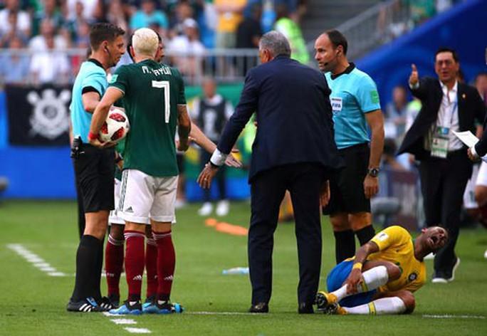 Kép độc Neymar - Ảnh 1.