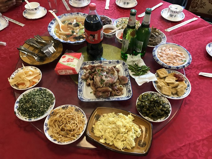 Thực hư về hội chứng nhà hàng Trung Quốc - Ảnh 1.