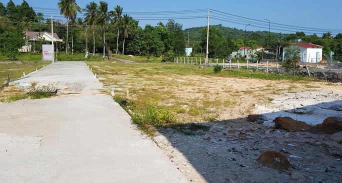 Đã có kết quả kiểm tra vi phạm đất đai ở Phú Quốc - Ảnh 2.