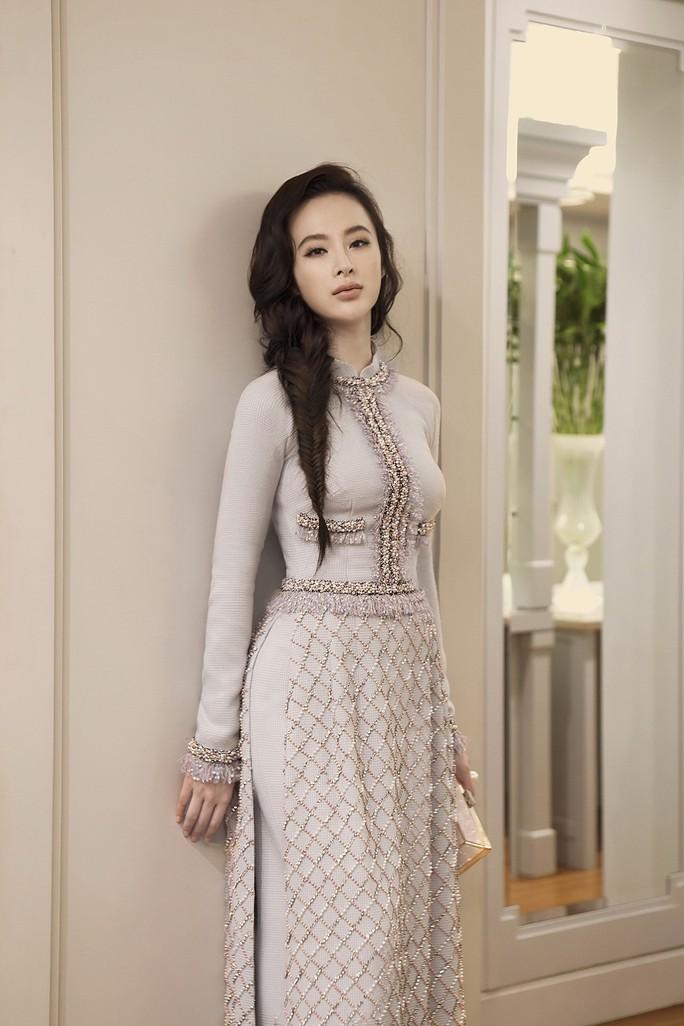Không khoe thân, Angela Phương Trinh vẫn cực đẹp - Ảnh 3.