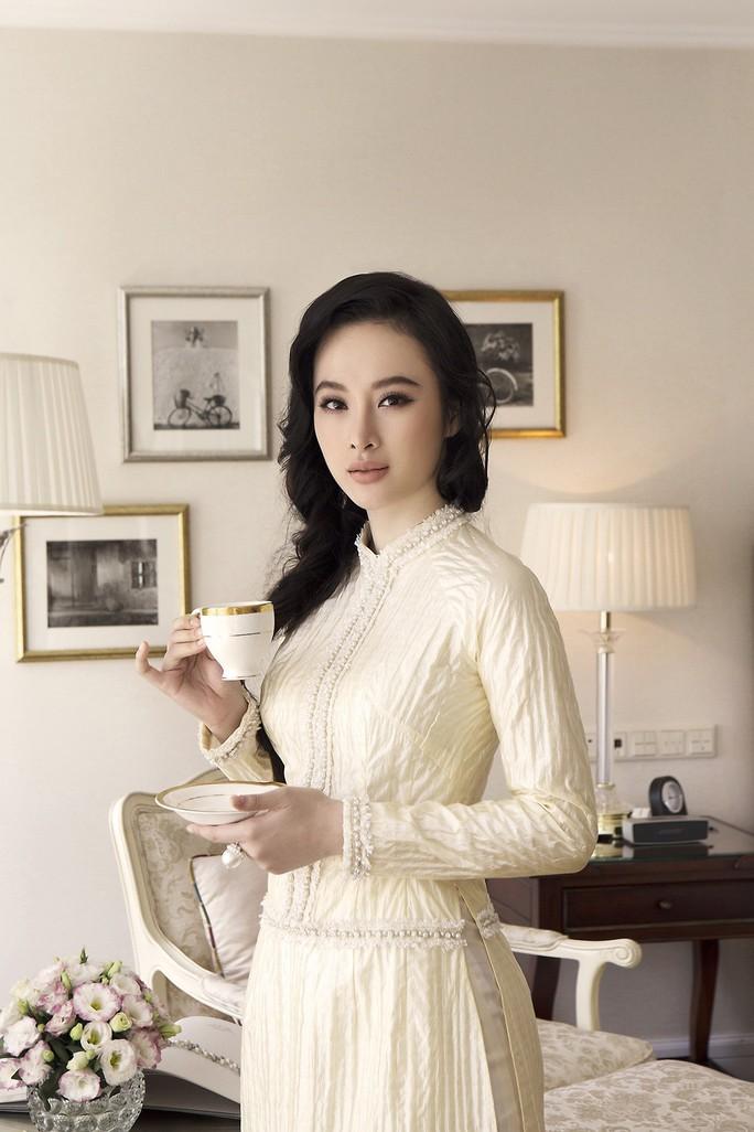 Không khoe thân, Angela Phương Trinh vẫn cực đẹp - Ảnh 8.