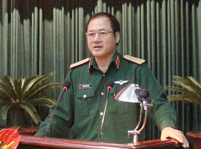 Bộ Quốc phòng bác thông tin Thượng tướng Phương Minh Hòa bị bắt - Ảnh 3.