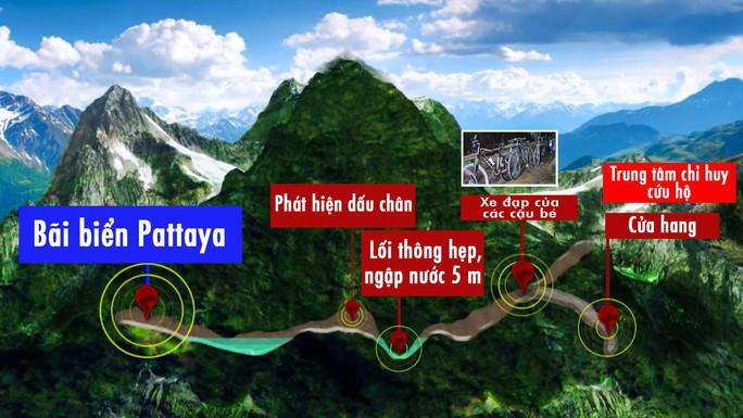 Những người hùng trên tuyến đầu giải cứu đội bóng mắc kẹt trong hang động Thái Lan - Ảnh 1.