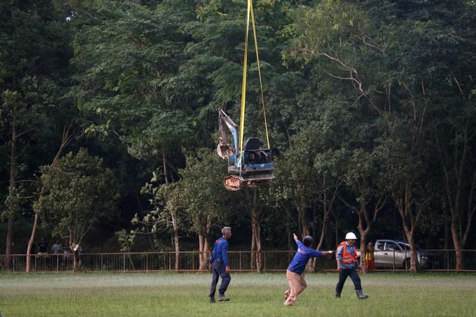Vụ giải cứu đội bóng mắc kẹt: Thái Lan huy động lực lượng cực khủng - Ảnh 3.