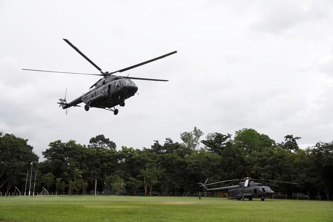 Vụ giải cứu đội bóng mắc kẹt: Thái Lan huy động lực lượng cực khủng - Ảnh 2.