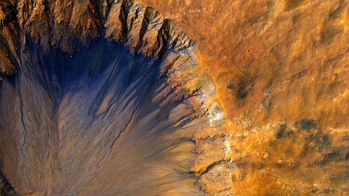 Chiều nay, Sao Hỏa đến gần trái đất nhất - Ảnh 2.