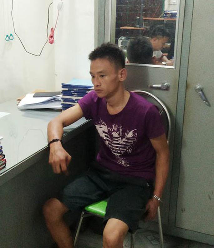 Camera tóm gọn tên cướp táo tợn ở Đồng Nai - Ảnh 1.