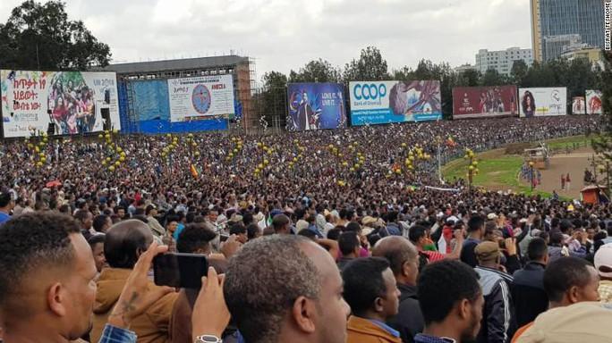 Vì sao một chuyên gia xây đập qua đời mà cả Ethiopia hỗn loạn? - Ảnh 3.