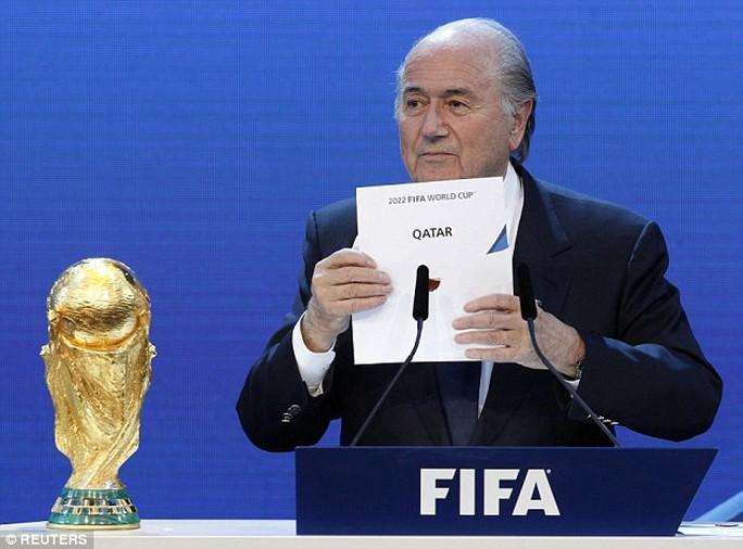 Qatar chơi bẩn để giành quyền đăng cai World Cup? - Ảnh 3.