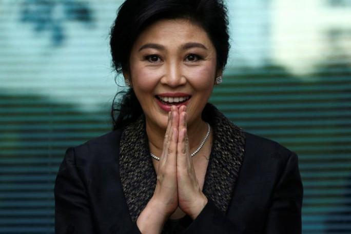 Thái Lan yêu cầu Anh dẫn độ bà Yingluck - Ảnh 1.