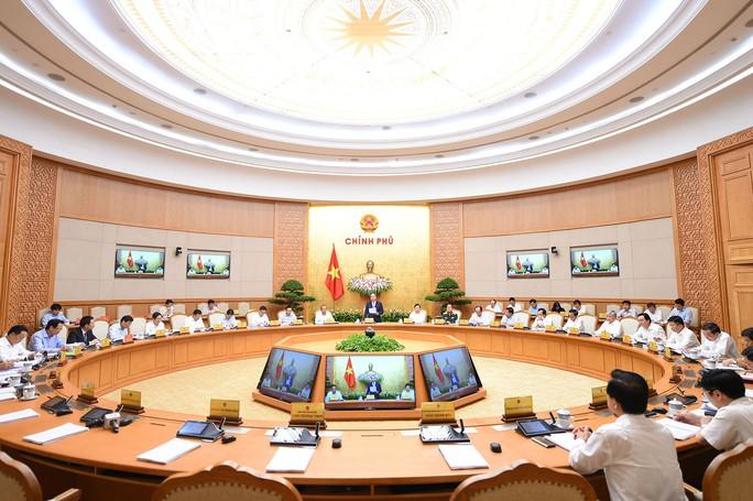 Thủ tướng: Tập trung cho tăng trưởng đi kèm kiểm soát lạm phát - Ảnh 1.