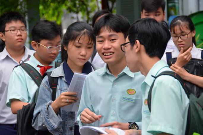 Trường nghề: Chỉ tiêu 36.000, tuyển được 6.000 học sinh - Ảnh 1.