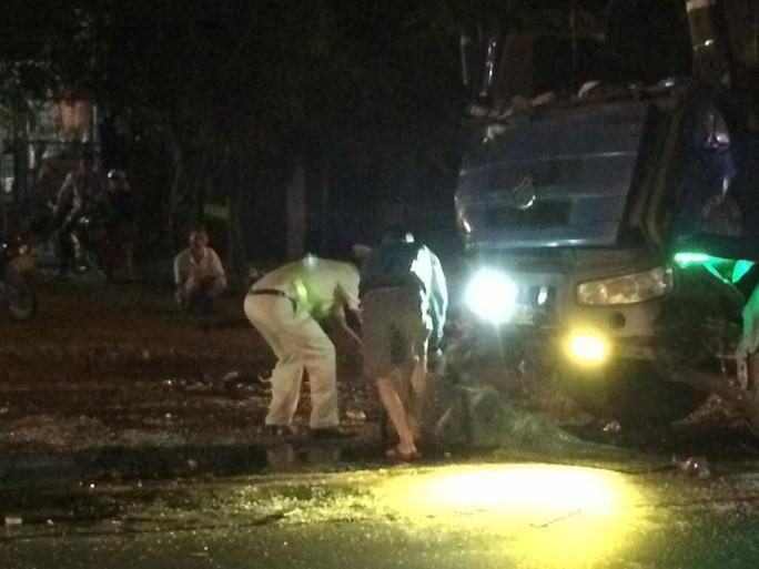 Thêm 1 vụ tai nạn kinh hoàng trên Quốc lộ 1, đoạn thuộc tỉnh Đồng Nai - Ảnh 5.