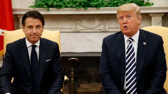 Ông Trump bất ngờ đổi giọng với Iran, sẵn sàng gặp vô điều kiện - Ảnh 1.