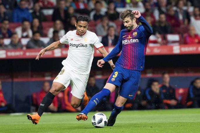 Barcelona phải đá Siêu cúp sân không điện, nước - Ảnh 3.