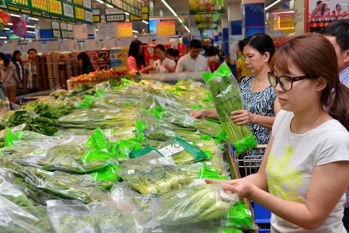 Hàng tiêu dùng tăng giá - Ảnh 1.